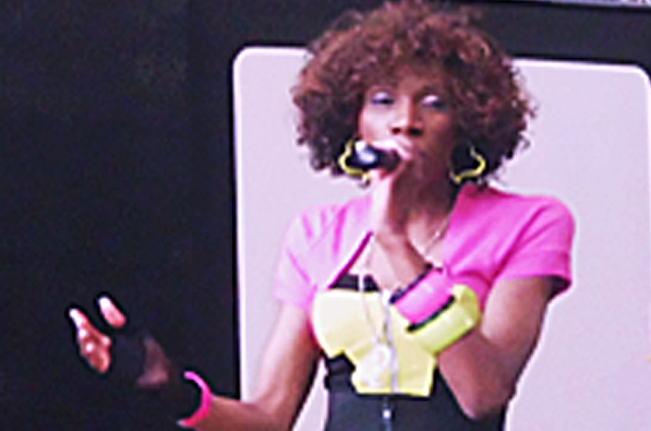 Lady Petya Live in The African festival ( Germany – Hamburg ) 26 .03. 2012