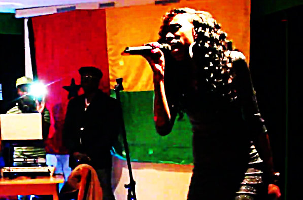 Lady Petya – Live show,Restaurant La Rosa06.07.13